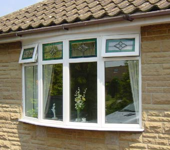 pvcu bow Windows Bury
